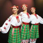 2. КОЛОКОЛЬЧИКИ – украинский женский танец