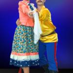 3. ДОНСКАЯ КАДРИЛЬ – характерный казачий и русский танец