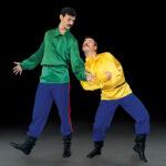 2. КУМОВЬЯ - шуточная танцевальная миниатюра